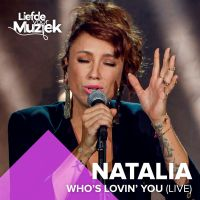 Cover Natalia - Who's Lovin' You (Live)
