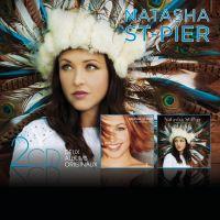 Cover Natasha St-Pier - De l'amour le mieux + Mon acadie