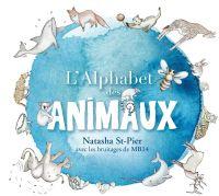 Cover Natasha St-Pier - L'alphabet des animaux