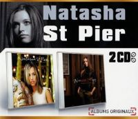 Cover Natasha St-Pier - L'instant d'après + Longueur d'ondes