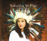Cover Natasha St-Pier - Mon acadie