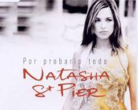 Cover Natasha St-Pier - Por probarlo todo
