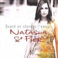 Cover Natasha St-Pier - Quand on cherche l'amour
