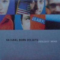 Cover Natural Born Deejays - Deejays' Mind