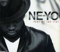 Cover Ne-Yo - Part Of The List