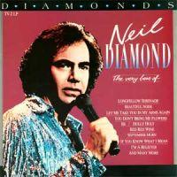 Cover Neil Diamond - Diamonds - The Very Best Of