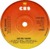 Cover Neil Diamond - God Only Knows