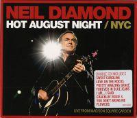 Cover Neil Diamond - Hot August Night / NYC