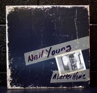 Cover Neil Young - A Letter Home