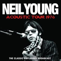 Cover Neil Young - Acoustic Tour 1976
