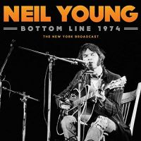 Cover Neil Young - Bottom Line 1974