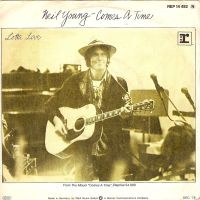 Cover Neil Young - Comes A Time