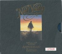 Cover Neil Young - Golden Anniversary Edition