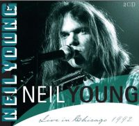 Cover Neil Young - Live In Chicago 1992