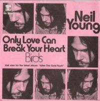 Cover Neil Young - Only Love Can Break Your Heart