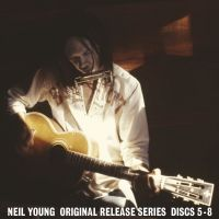 Cover Neil Young - Original Release Series Discs 5-8