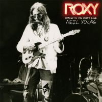 Cover Neil Young - Roxy - Tonight's The Night Live