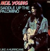 Cover Neil Young - Saddle Up The Palomino