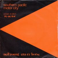 Cover Neil Young / Crazy Horse - Southern Pacific