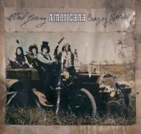 Cover Neil Young & Crazy Horse - Americana