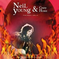 Cover Neil Young & Crazy Horse - Cow Palace 1986