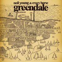 Cover Neil Young & Crazy Horse - Greendale