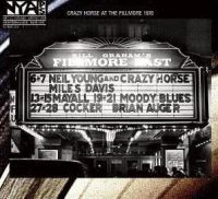 Cover Neil Young & Crazy Horse - Live At The Fillmore East 1970