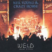 Cover Neil Young & Crazy Horse - Weld