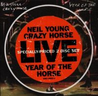 Cover Neil Young & Crazy Horse - Year Of The Horse (Live)
