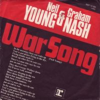 Cover Neil Young & Graham Nash - War Song