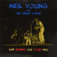 Cover Neil Young with Crazy Horse - Live During USA Tour 1986