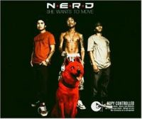 Cover N.E.R.D. - She Wants To Move