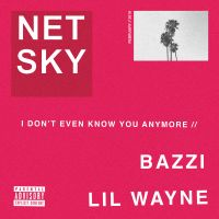 Cover Netsky feat. Bazzi & Lil Wayne - I Don't Even Know You Anymore