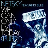 Cover Netsky feat. Billie - We Can Only Live Today (Puppy)
