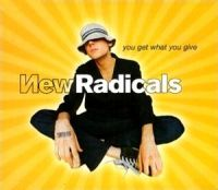 Cover New Radicals - You Get What You Give
