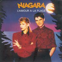 Cover Niagara - L'amour à la plage