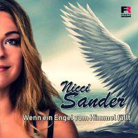 Cover Nicci Sander - Wenn ein Engel vom Himmel fällt