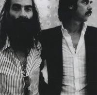 Cover Nick Cave & Warren Ellis - White Lunar