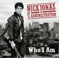 Cover Nick Jonas & The Administration - Who I Am