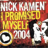 Cover Nick Kamen - I Promised Myself 2004