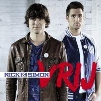 Cover Nick & Simon - Vrij