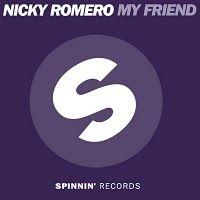 Cover Nicky Romero - My Friend