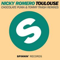 Cover Nicky Romero - Toulouse