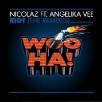 Cover Nicolaz feat. Angelika Vee - Riot