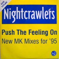 Cover Nightcrawlers - Push The Feeling On