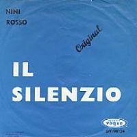 Cover Nini Rosso - Il silenzio - Abschiedsmelodie