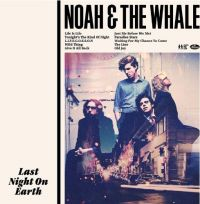 Cover Noah & The Whale - Last Night On Earth