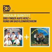 Cover Nockalm Quintett - 2 For 1: Drei Finger Aufs Herz / Rund um Bad Kleinkirchheim