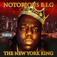 Cover Notorious B.I.G. - The New York King