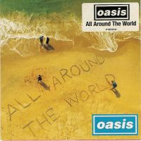 Cover Oasis - All Around The World